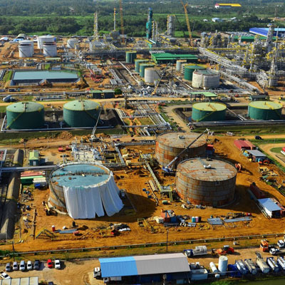 Oil, Gas and Chemical Industry