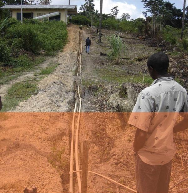 Community Infrastructure Development