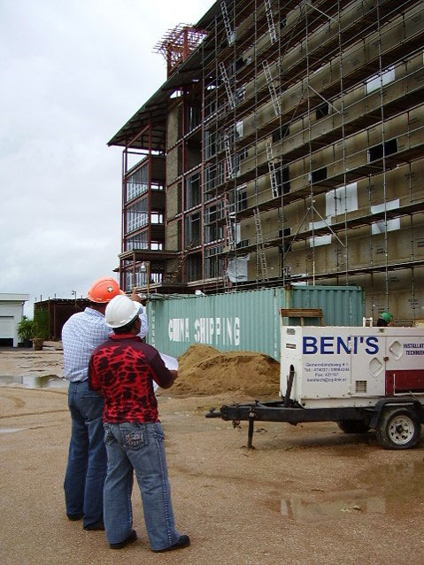 Commercial Buildings and Industrial Facilities
